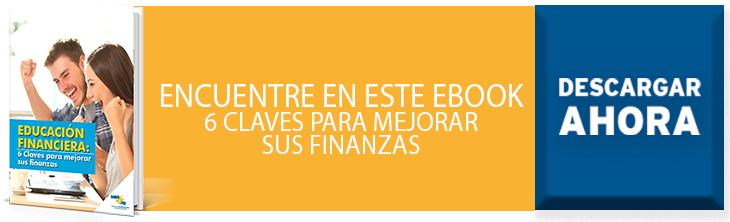 EBOOK - 6 claves para mejorar sus finanzas